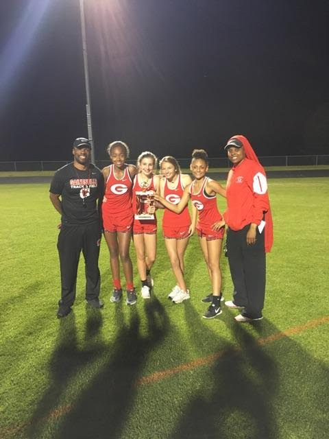 gainesville high school texas track meet