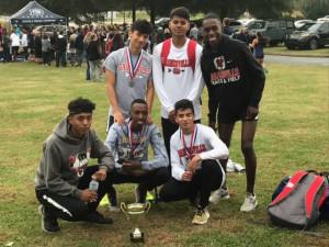 Region Runner Ups