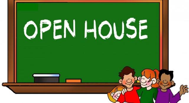 Godwin Heights Open House Dates!