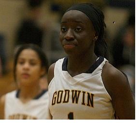 Godwin Girls Basketball in the NEWS! Mamie Hai