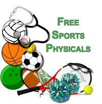 FREE Sports Physicals for the 2016-17 Seasons