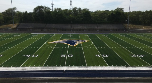 NEW FOOTBALL/SOCCER FIELD – CHECK THIS OUT!