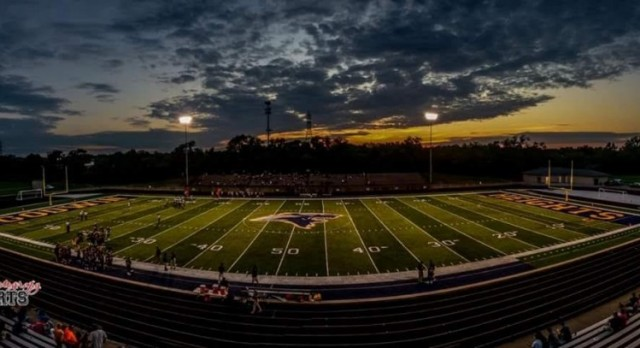 Check out this Great Panoramic View of our NEW Football Field!