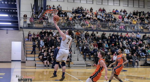 Up close with Wyoming Godwin Heights guard Christian Rodriguez