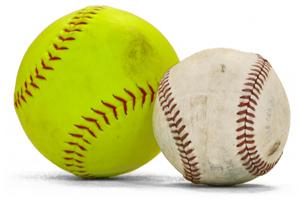 District Bracket Play for Baseball and Softball