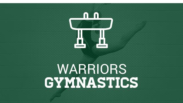 Wakefield High School Girls Varsity Gymnastics finishes 4th place