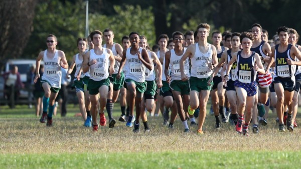 Arlington Invitational Cross Country Meet (Image taken by Patrick R. Kane on 13 Oct 2016 with Canon EOS-1D X Mark II at ISO 400, f4.0, 1/1000 sec and 300mm)