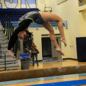 Gymnastics: Soaring Above
