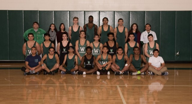 Wakefield High School Coed Varsity Wrestling finishes 1st place