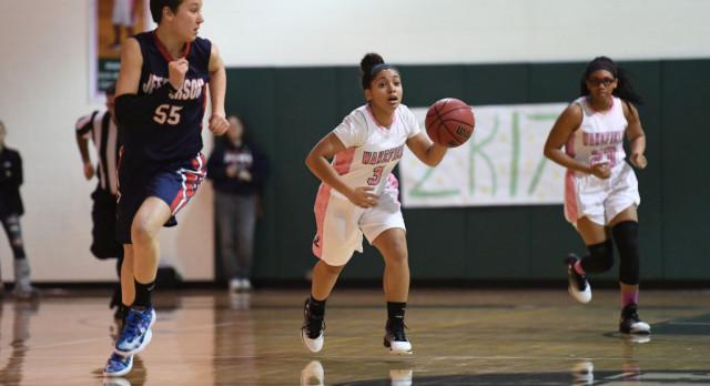 2017 Updated Conference 13 Girls Basketball Bracket