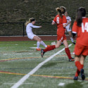 Varsity Girls Soccer Going After Their Goals
