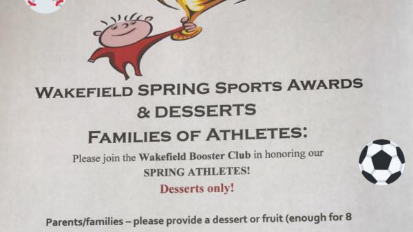 Spring awards