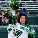 Who Helps Increase School Spirit? I know, I know . . . . Varsity Cheer Squad!