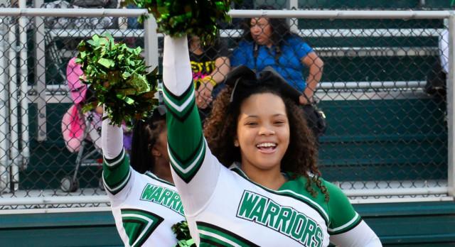 Winter Cheerleading Tryouts – Begins November 6