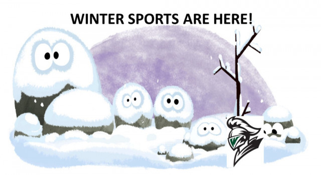 "Find Winter Sports Practice Schedule on ""Google Calendar"""
