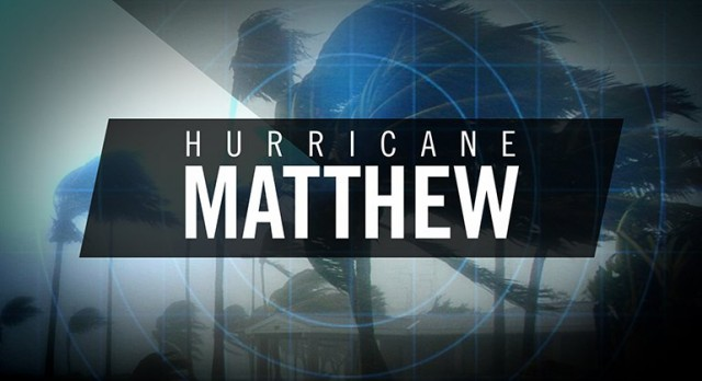 Help us help others: Hurricane Matthew Relief for a community in need