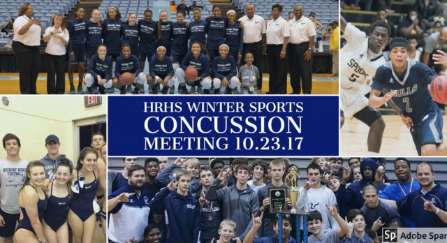 Winter Sports Concussion/General Info Meeting 10/23; Winter Sports FAQs