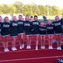 Images from Cheerleaders' Busy Week