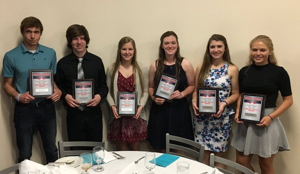 Local Scholar-Athletes Honored at Annual Event