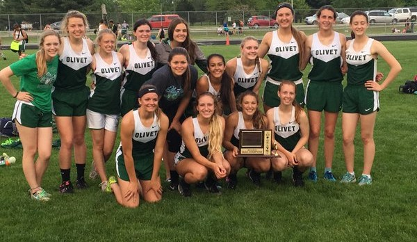 Dominant Girls' Track Program is No. 3 Sports Story of 2015-16