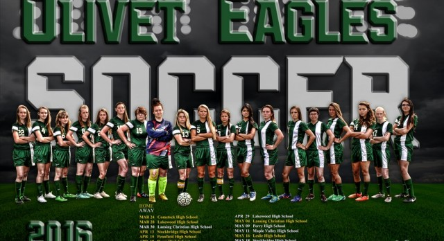 Girls' Soccer Resurgence is No. 6 Sports Story of 2015-16