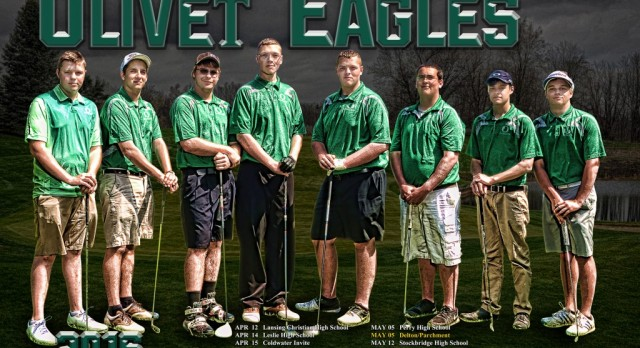 Linksters' GLAC Title, Regional Berth is No. 2 Sports Story of 2015-16