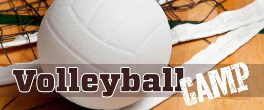 Register Now for July 26-28 Youth Volleyball Camp