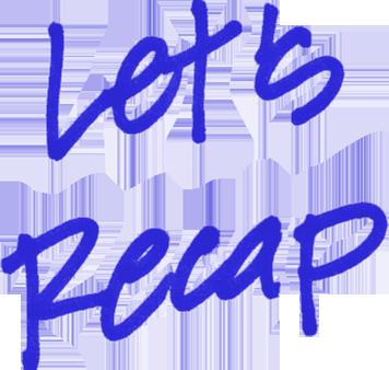 LetsRecap