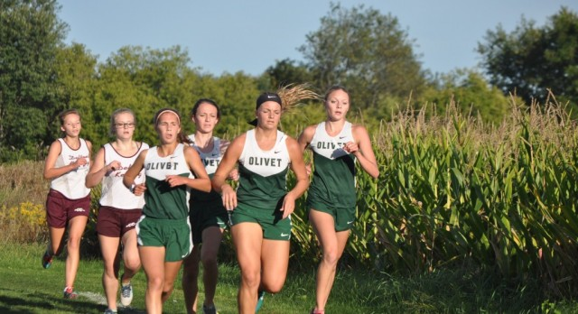 This Week in Olivet Sports (Sept. 19-24)
