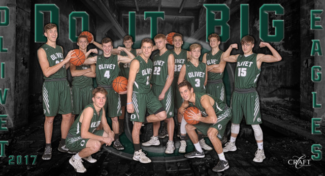 Olivet Boys Facing Title Shot Friday Night