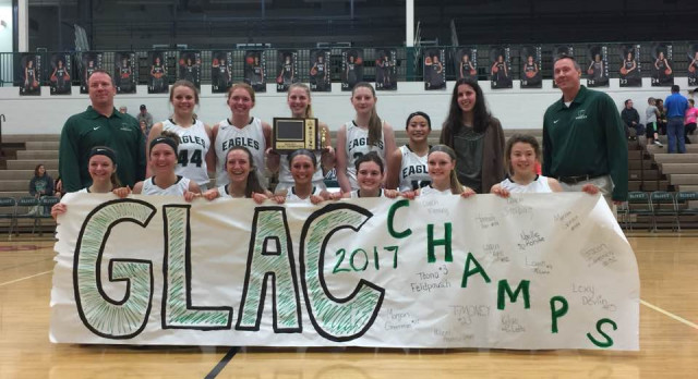 Lady Eagles Secure Outright GLAC Championship