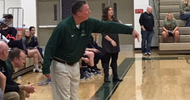 Fleming Steps Down as OHS Girls' Hoop Coach