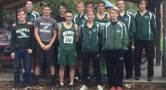 Boys' Cross Country Resurgence No. 6 Sports Story of 2016-17