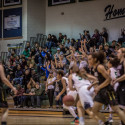 THS Girls Basketball vs Mt View on Senior Night