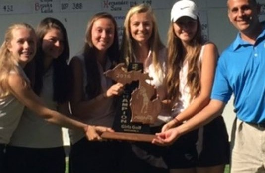 Girls Golf Take Regional Title
