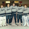 2016-17 Falcons Hockey Senior Night