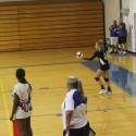 West Craven vs  Richlands Volleyball game