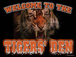 Tigers Host Bulldogs Of JM Robinson