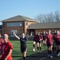 Girls Varsity Soccer 4/15/2016, FHE vs Coopersville