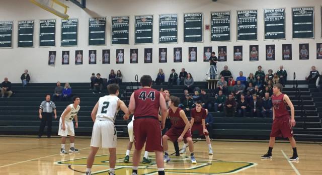 Forest Hills Eastern High School Boys Varsity Basketball beat West Catholic High School 66-51