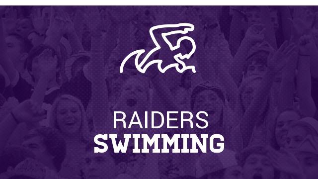 Raiders Swim & Dive Impress at Berry Winter 4×4 Meet