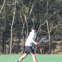 Boys Tennis Action Shots (2/19/2016)