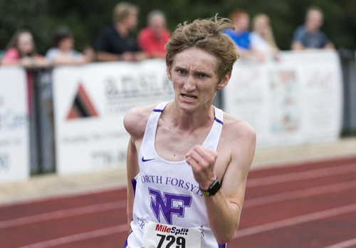 Schunk Wins Riverside Military XC Invitational, Team finishes 3rd