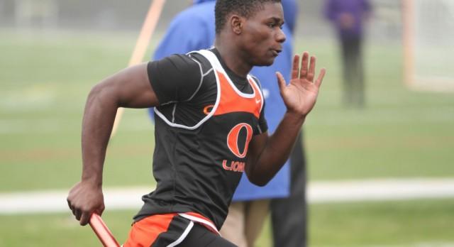 Orange High School Boys Varsity Track finishes 1st place