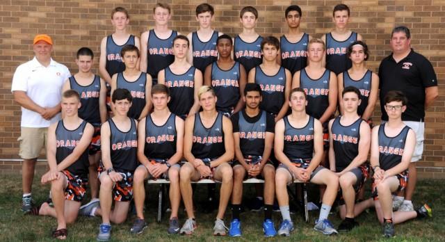 Orange Lions Boys Cross Country Advances to Regionals