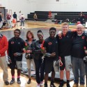 WRESTLING SENIOR NIGHT 2017