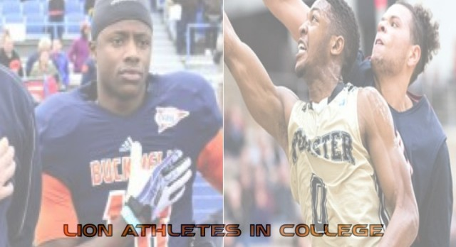 Former Lions Shine in College Career