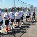 Boys JV Tennis 4/12/2017