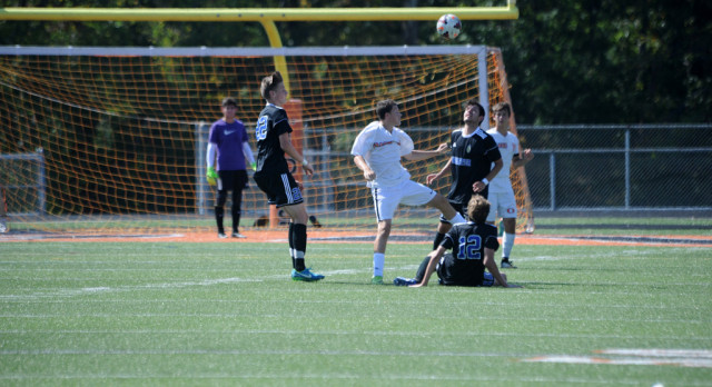 Boy's Soccer Advances to Play CVCA in Sectional Finals