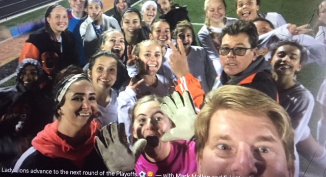 Orange High School Girls Varsity Soccer beat Jefferson Area High School 9-0